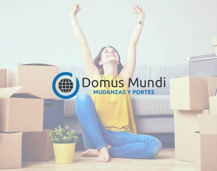 Mudanzas baratas y portes económicos en Madrid. Domus Mundi Mudanzas. Servicio de Mudanzas en Madrid de Calidad. Mudanzas Integrales. Mudanzas residenciales. Mudanzas de oficinas.
